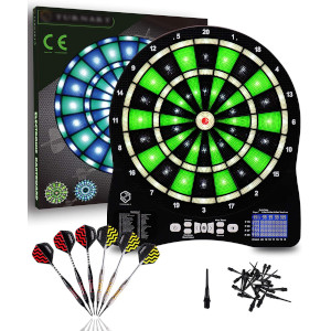 Turnart-Electronic-Dart-Board