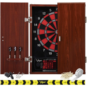 Viper GLD Products Neptune Electronic Dartboard Cabinet